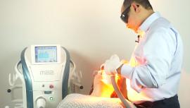 IPL Lichttherapie - Behandlung trockene Augen